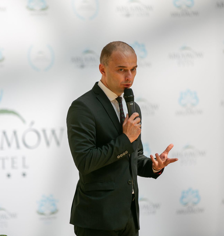 Prezes zarządu Hotelu Arłamów SA